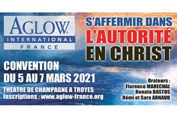 Convention Nationale Aglow