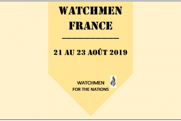 Watchmen for the nations - en France